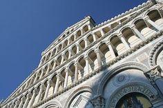 Cúpula, Catedral, Pisa, Italia