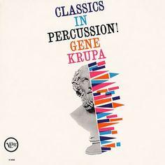 Classics in Percussion! No designer credit.