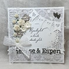 Lene'S Stempelkrok I Card, Craft, Paper, Projects, Log Projects, Blue Prints, Creative Crafts, Crafting, Handmade