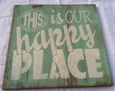 Items similar to Welcome to Our Cottage.Housewares.Home Decor.Barn ...