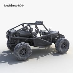Dune buggy Model available on Turbo Squid, the world's leading provider of digital models for visualization, films, television, and games. Go Kart Buggy, Off Road Buggy, Volkswagen Bus, Vw Camper, Kart Cross, Go Kart Plans, Hors Route, Diy Go Kart, Trophy Truck