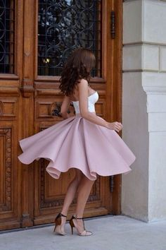 Business-Outfits Business-Outfits From work dresses and skirts to jackets and pants, you will find s Cute Skirts, Cute Dresses, Prom Dresses, Formal Dresses, Short Skirts, The Dress, Dress Skirt, Skirt Outfits, Cute Outfits
