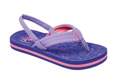 b6528db18c681 Girls Little Ahi – Purple Hearts £14.00 - Reef Fab Flip Flops  www.fabflipflops.co.uk