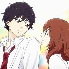 ao haru ride anime - Tìm với Google