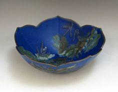 Carolina Creations | BP 5 Sided Geometric Bowl Large | Fine Art Contemporary Gift Gallery
