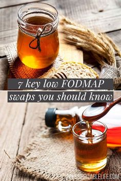 7 key low FODMAP swaps you should know ... A Less Irritable Life