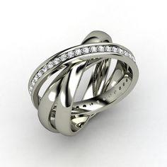 Triple Rolling Rings