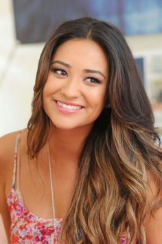 [FC: Shay Mitchell] Hi! I'm Shay. I'm 17 and my brother is Alex. I love doing makeup and I swim. I'm also single. I have a not so good past, and I'm not really good at letting people in...