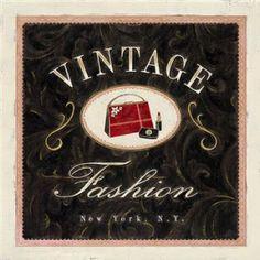 Vintage Fashion – Angela Staehling
