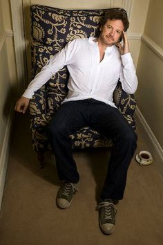 Colin Firth... So perfect