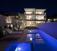 Arquitetura.idEA: PROJETO DE ARQUITETURA _ + UMA CASA GEMINADA