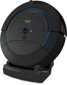 IRobot Scooba Scrubbing Floor Robot. It's $500.00, I sure want one. Hopefully it will lower it's price.   DryDock™ Charging And Drying Stand