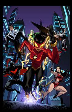 Liga da Justiça do Futuro