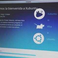 #Ubuntu  #Xfce = #Xubuntu #upgrade to 16.04 LTS in #Lenovo #ThinkpadX61s #OperatingSys #GNU  #Linux I  #FreeSoft #OpenSource #geek by or_eddy