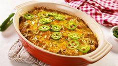 Cravings some delicious keto casseroles? These 20 easy keto casserole recipes make the perfect breakfast, lunch or dinner. All easy, low carb and keto . Bacon Cheeseburger Casserole, Taco Casserole, Casserole Recipes, Mexican Food Recipes, Beef Recipes, Cooking Recipes, Healthy Recipes, Ethnic Recipes, Ketogenic Recipes