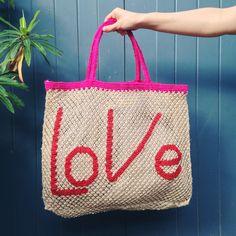 Love Emoji Bag