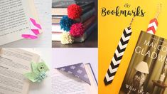 How to make paper bookmarks step by step /Easy craft Paper Bookmarks, Bookmarks Kids, How To Make Bookmarks, Kids Origami, Paper Crafts Origami, Origami Easy, Origami Boxes, Dollar Origami, Origami Bookmark Corner