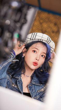 Kpop Girl Groups, Korean Girl Groups, Kpop Girls, Korean Girl Fashion, Iu Fashion, Girl Short Hair, Short Girls, Long Hair, Iu Twitter