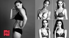 """Calvin Klein's New """"Plus-Size"""" Model Is a Size 10, and People Are Not Ha..."""