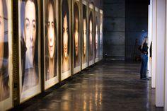 """EXIT DESIGN — some works """"Ser Mujer. Hoy"""" Exhibition. Fundación Dexeus"""