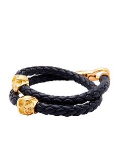 Men's Leather Bracelets | Nialaya Jewelry