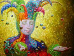 Сказочная живопись Виктора Низовцева.. Обсуждение на LiveInternet - Российский Сервис Онлайн-Дневников