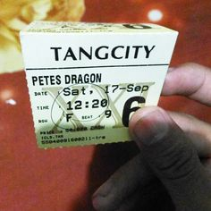 This is Pete's Dragon Tickets