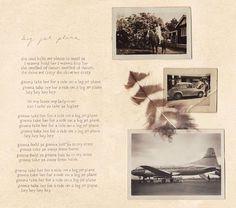 Angus & Julia Stone - Big Jet Plane THIS IS PERFECTION Angus & Julia Stone, Indie Art, Drive Me Crazy, Beautiful Posters, Jet Plane, Say Hello, Song Lyrics, Graffiti, Singing