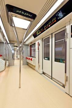 Inspiro dla Rijadu testowane za pomocą saudyjskiego piasku - Transport Publiczny