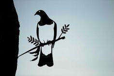 From art project to giftware. Add a Metalbird bird silhouette to your own landscape – or give one as a gift! worlds largest art project. Metal Garden Art, Metal Art, Nz Art, Bar Design, Maori Art, Kiwiana, Metal Birds, Bird Silhouette, Outdoor Art