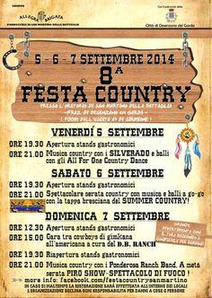 8ª Festa Country a San Martino della Battaglia @gardaconcierge