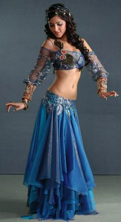 Belly Dance costume #BellyDancingCostumes