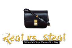 Heute findet ihr auf meinem Fashion Blog die schönsten Lookalikes der Céline Medium Classic Box Bag! Alle Shopping Tipps findet ihr jetzt online.