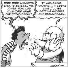 Teacher Comics, Teacher Humor, Petri Dish, Back To School, Funny Quotes, Memes, Fun Stuff, Check, Funny Phrases