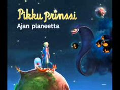 Äänikirja - Pikku Prinssi - Antoine De Saint-Exupéry. The most important things you see only with your heart.
