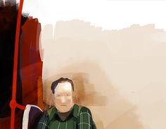 "Check out new work on my @Behance portfolio: ""Metro""…"