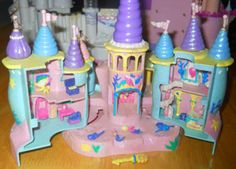 Starcastle :: Light Up Collection [Ghost Of The Doll] :: Seashell Castle Little Girl Toys, Toys For Girls, Diy Home Crafts, Clay Crafts, Princess Theme, Princess Sofia, Mermaid Toys, Magic Bottles, Cartoon Toys
