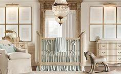 LUV DECOR: Quartos de bébé / Baby room