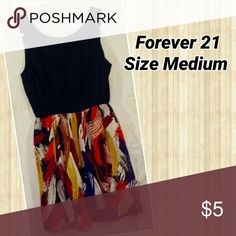 Forever 21 Dress, Size Medium Forever 21 Dress, Size Medium. In Excellent Used Condition. Forever 21 Dresses Midi