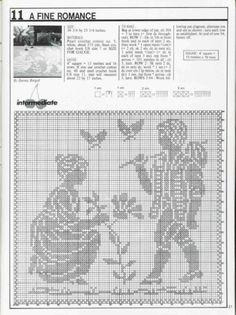 Gallery.ru / Фото #134 - Crochet Filet pour Point de Croix 1 - Mongia