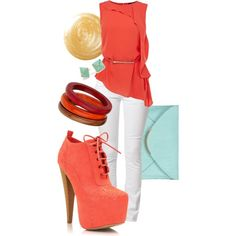 """Summer 2013- Hot Summer Sun"" by fightsoftly on Polyvore"