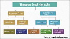 Singapore Legal Hierarchy