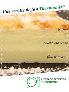 Dessert Thermomix, Cheesecake, Pudding, Fan, Recipes, Cheese Cakes, Puddings, Recipies, Cheesecakes