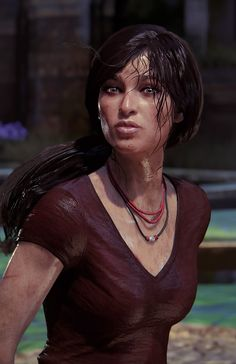 Chloe Frazer, Uncharted: Lost Legacy