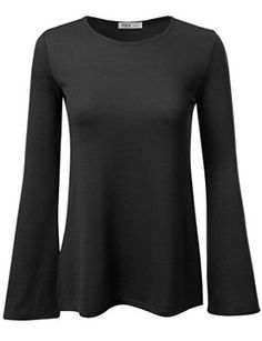 Bell Sleeve Sweater Top. I love this and it looks comfy.