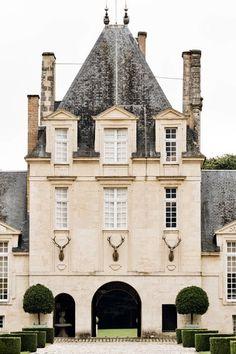 Hubert de Givenchy's Château