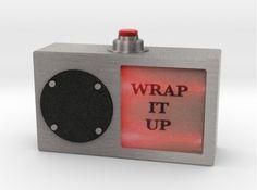 Wrap it up Box 3d printed