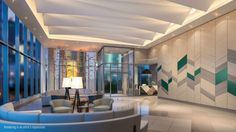 WALL  - Fifth on the Park Condos' architecture blends harmoniously within Emerald City in North York