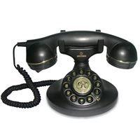 Téléphone fixe Telephone Vintage 10 - noir