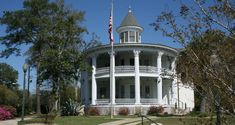 FLORIDA (Marianna) - The Russ House in Marianna Florida will be investigated by the Emerald Coast Paranormal Concept (ECPC) on National Ghost Hunting Day.  HAUNTED HISTORY:  Employees and visitors to the house have reported a variety of odd phenomena. Footsteps, objects apparently moving on their own accord and the voices of children have been heard.